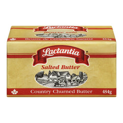 Butter - Salted (454g)