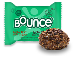 Bounce - Protein Energy Balls - Cacao Mint (12x42g)