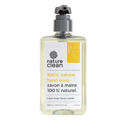 Nature Clean - Liquid Hand Soap - Citrus (500ml)