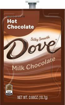 Dove - Hot Chocolate (18 packs)