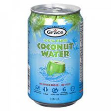 Grace - Coconut Water - No Pulp (24 x 310ml)
