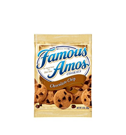 Famous Amos - Chocolate Chip Cookies (42x56g)