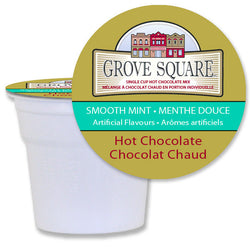 Grove Square - Hot Chocolate - Mint  (24 pack)