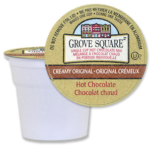 Grove Square - Hot Chocolate - Creamy Original  (24 pack)