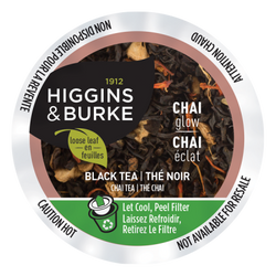 Higgins & Burke - Tea - Loose Leaf - Chai Glow (24 pack)