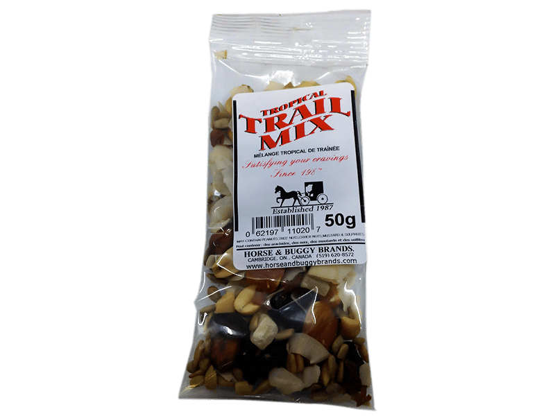 Horse & Buggy: Trail Mix (Case: 48x50g)