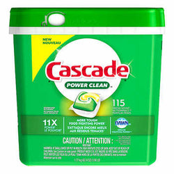 Cascade - Dishwasher Packs (115 pack)