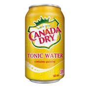 Canada Dry Tonic Water  (12x355ml)