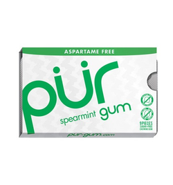 Pur - Spearmint Gum (12 packs)