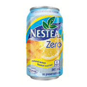 Nestea Zero Iced Tea (12x355ml)
