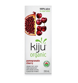 Kiju Organic - Pomegranate Cherry (32x200ml)