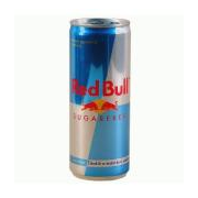 Red Bull - Sugar Free (24x250ml)