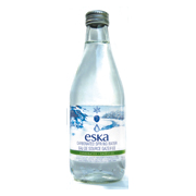"Eska ""SPARKLING"" Spring Water (Glass) (24x355ml)"