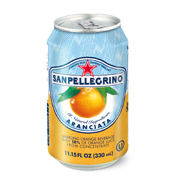 San Pellegrino - Aranciata Orange (6x330ml)