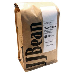 JJ Bean - Whole Bean - Railtown (2 Pounds)