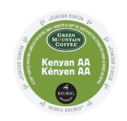 GMCR - Kenyan  (24 pack) - Coffee - Pod - Recycling