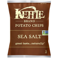 Kettle Chips - Sea Salt (24x45g)