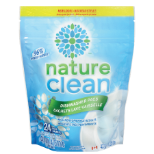 Nature Clean - Dishwasher Packs (24 pack)