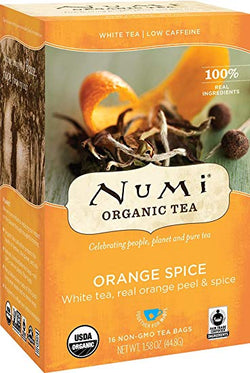Numi Organic Tea - Orange Spice(18 bags)