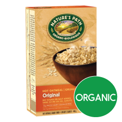 Nature's Path - Original Hot Oatmeal (8 packs)