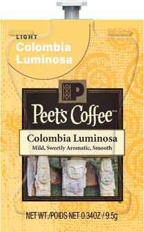 Peet's - Colombia Luminosa (18 packs)