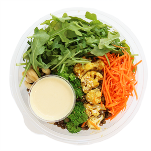 Plant Protein Salad - Village Juicery (300g)