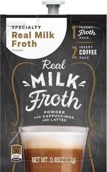 Milk Froth (18 packs)