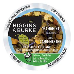 Higgins & Burke - Tea - Loose Leaf - Chamomint Meadows  (24 pack)
