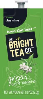 The Bright Tea Co. - Green With Jasmine (20 packs)