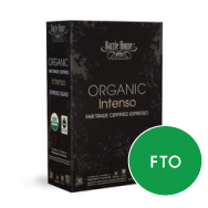 Barrie House - Organic Intenso - Nespresso Compatible (10 pack)