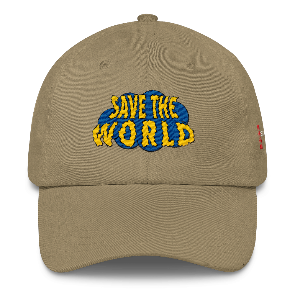 Save The World (Khaki)