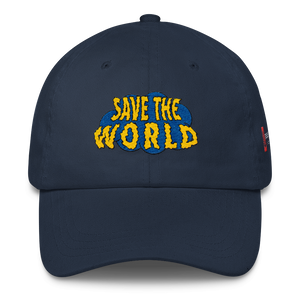 Save The World (Navy)