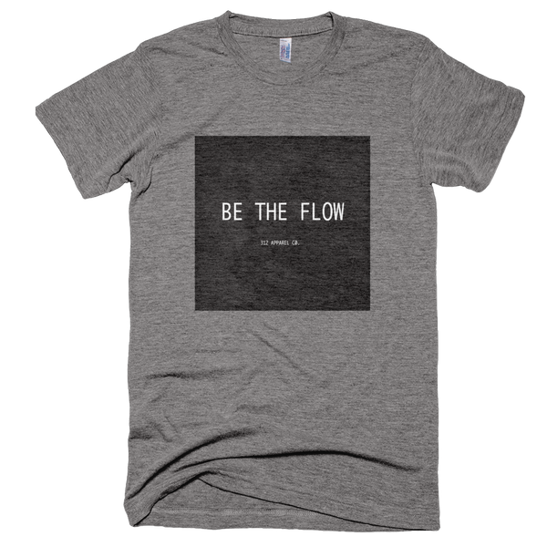 Be The Flow Tee - GREY