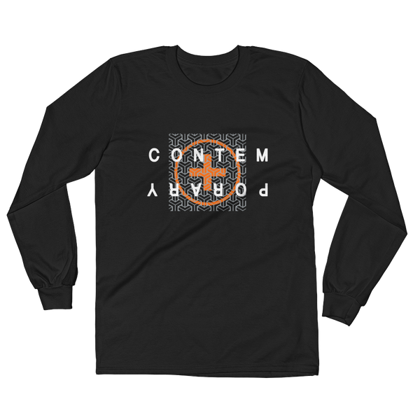 Contemporary Long Sleeve BLACK