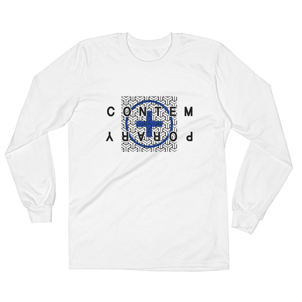 Contemporary Long Sleeve WHITE