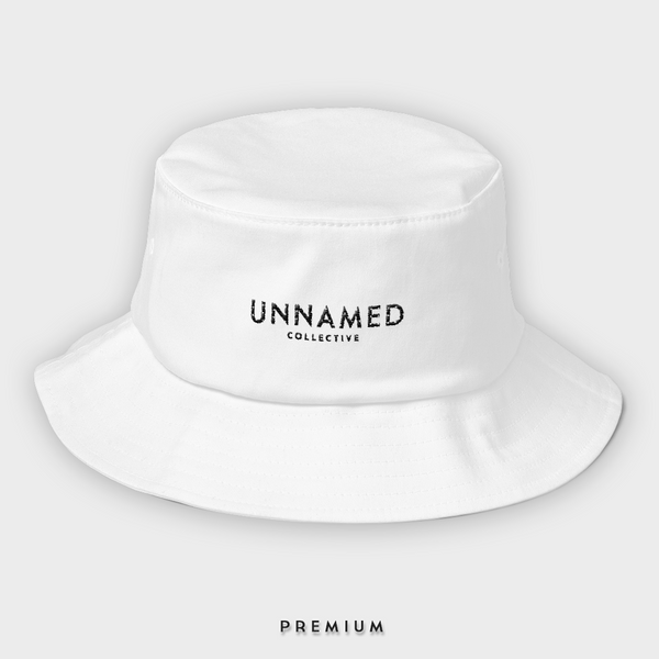 UNNAMED Bucket Hat (White)