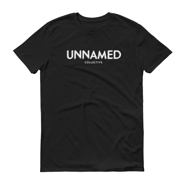 Unnamed Print Tee (Black)