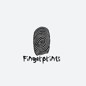 Fingerprints Embroidery Tee