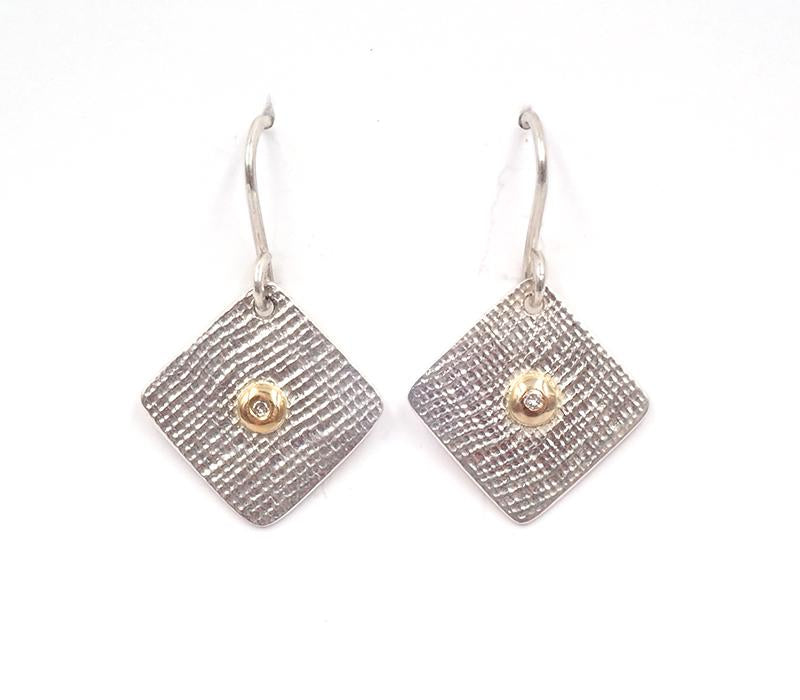 Ben Flynn texture earrings