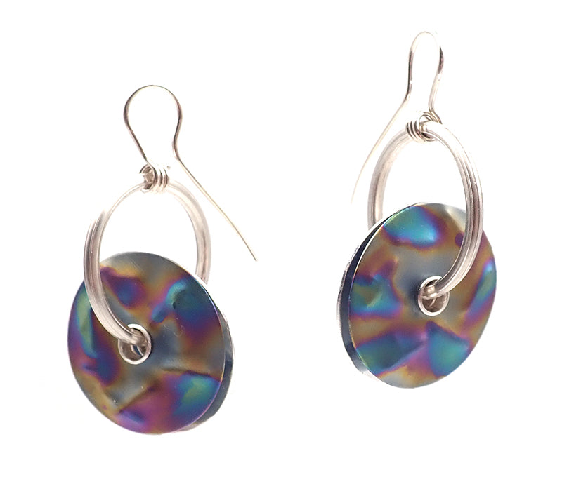 Kandinsky Skies Earrings