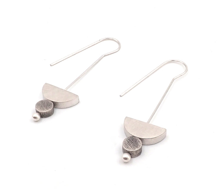Hanging In The Balance Earrings