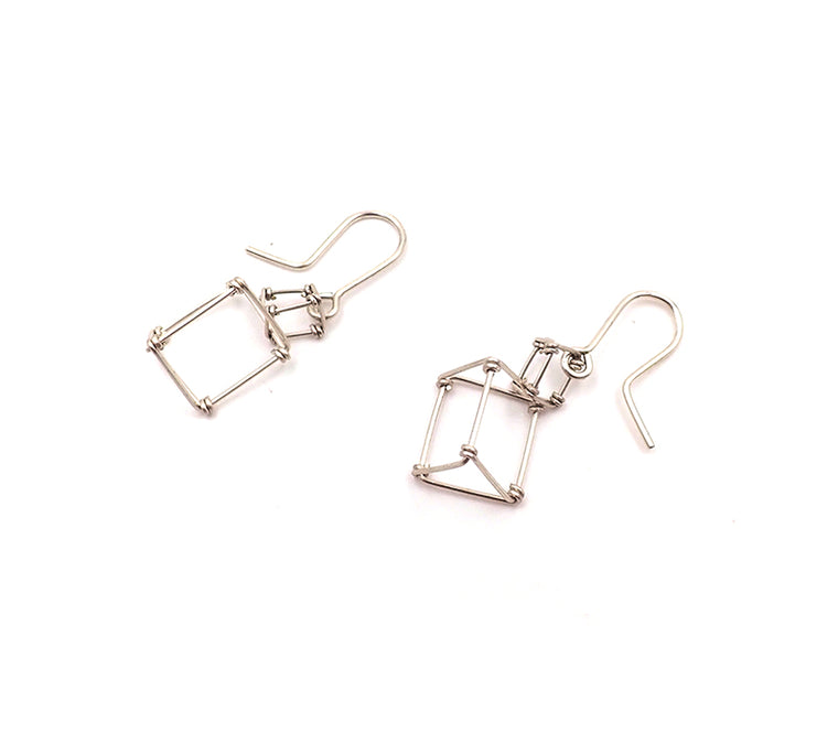 Prism Hook Earrings