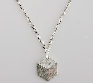 Perspective Box Pendant