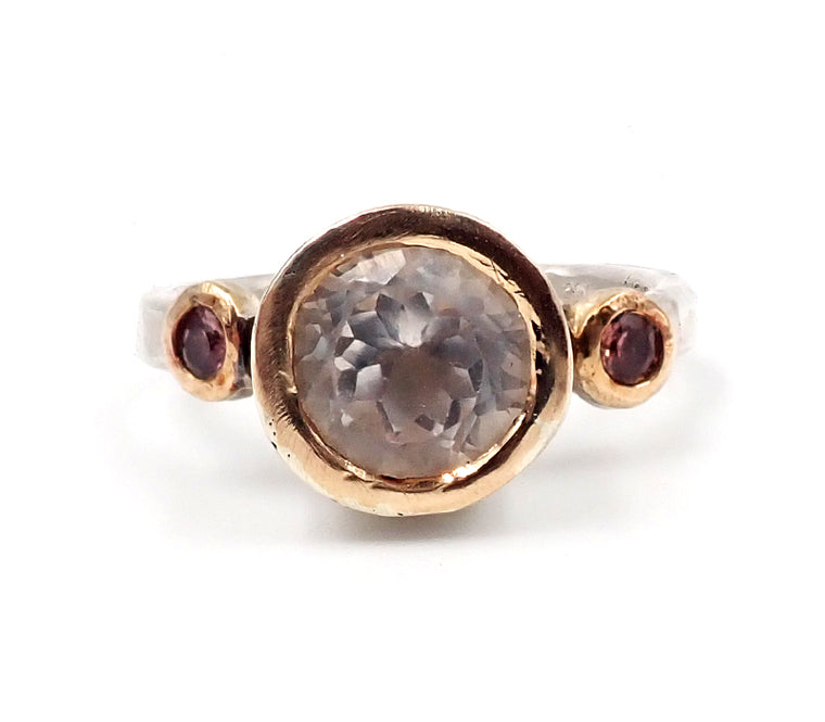 Topaz Chloris Ring