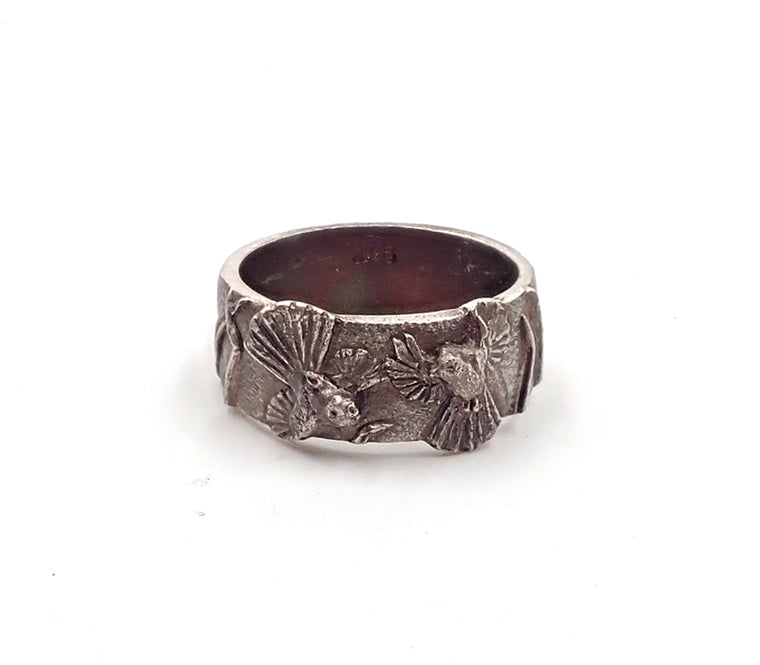Fantail ring for Mason Rudd