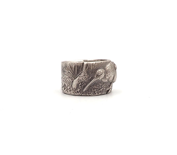 Aaron brown kiwi ring