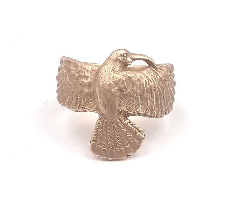 Gold Huia Ring