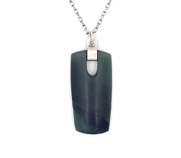 Rectangular Drop Pendant
