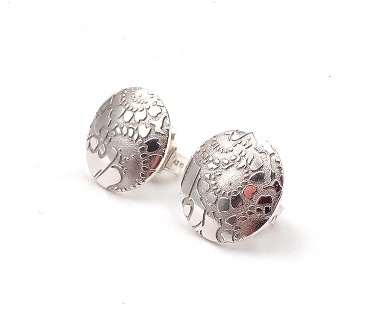 Etched Studs