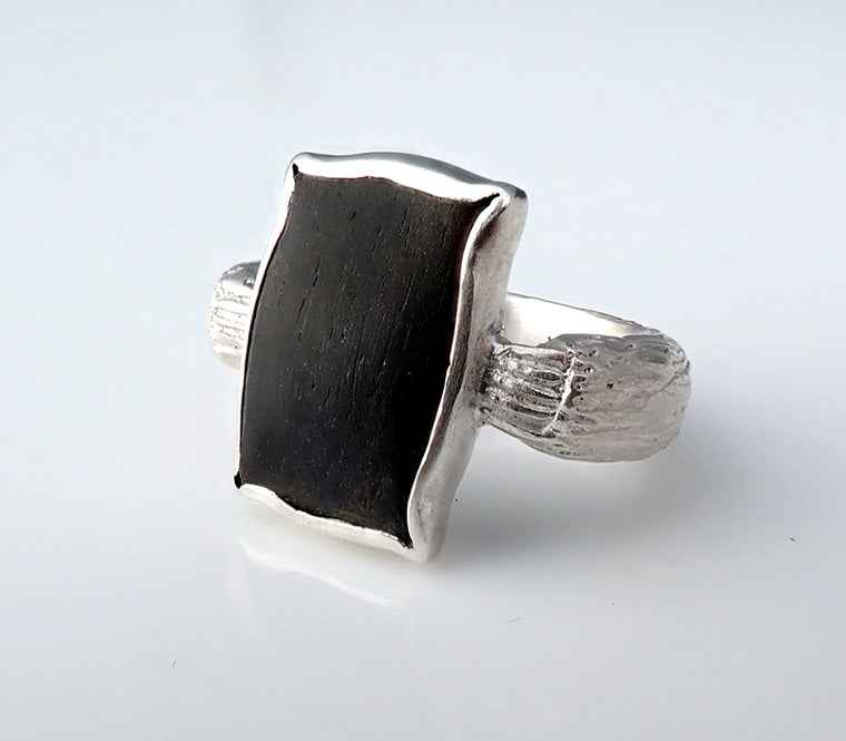 Dark Mirror Ring